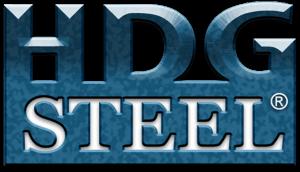 HDG Steel logo