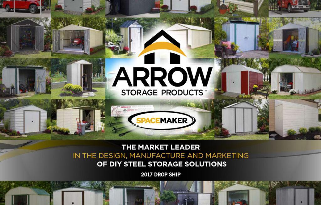Arrow Drop Ship Catalogue