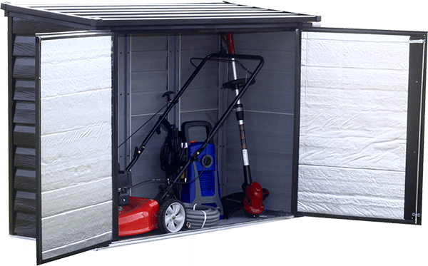 Spacemaker Versa-Shed 6 x 3 ft.