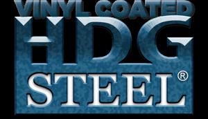 Vinyl Coated HDG Steel