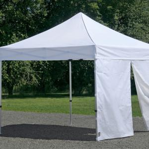 Alumi-Max Pop-up Canopy Solid One Piece Wall Panel with Center Zipper