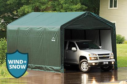ShelterTube Shelters