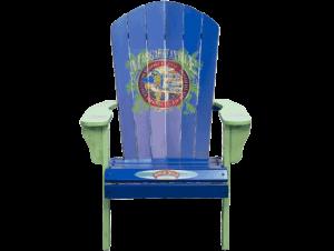 Margaritaville Patio Adirondack Chair