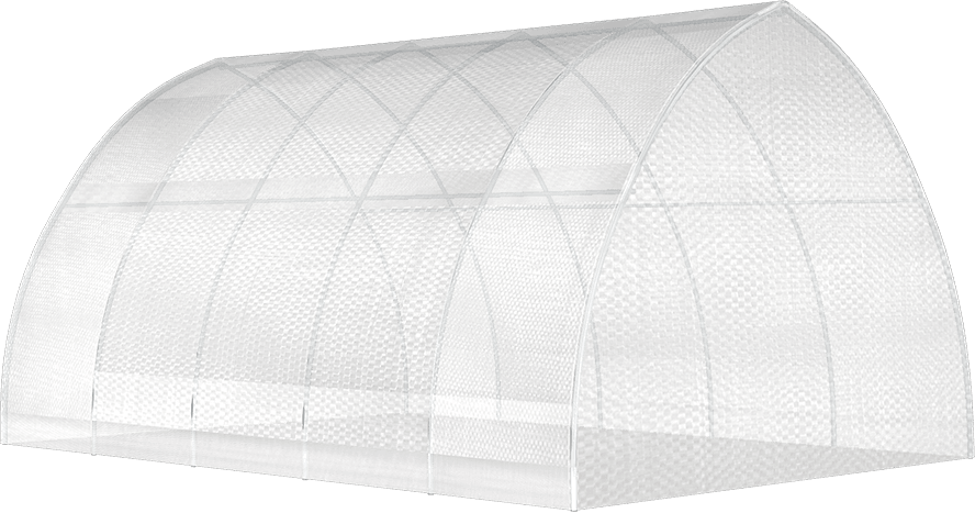 High Tunnel Greenhouse cover kit