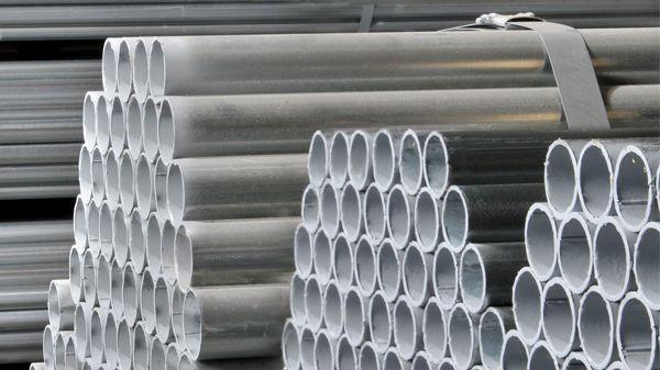 Strong galvanized steel frames