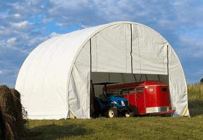 Round Style ShelterTech SP