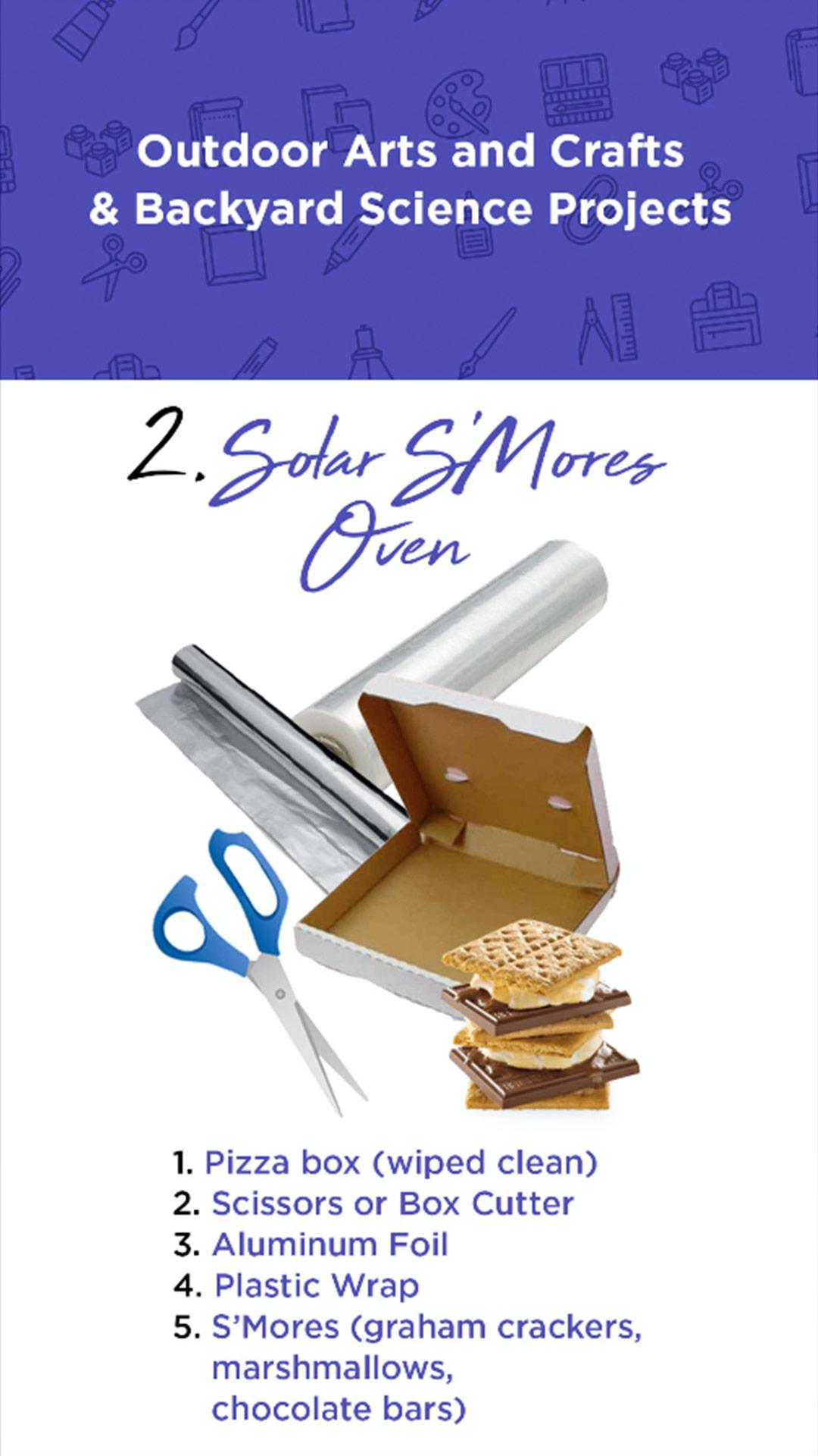 How to Make a Solar Smores Oven