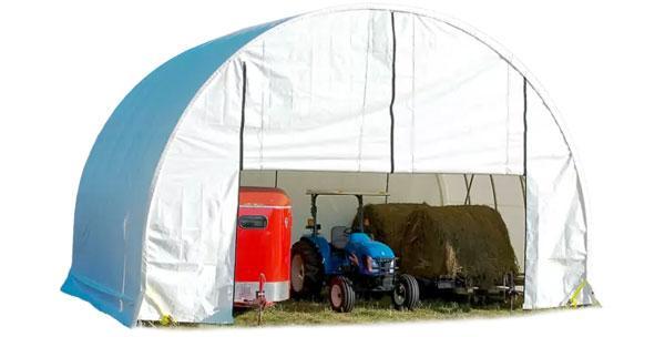 Sheltertech Round SP Silo