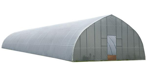 ShelterTech High Tunnel Greenhouse Silo