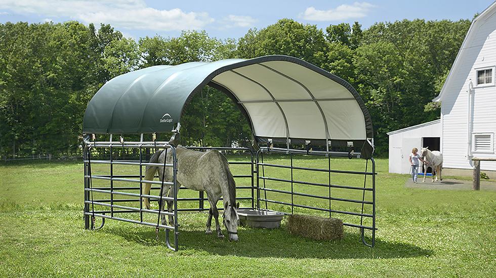 livestock shelter