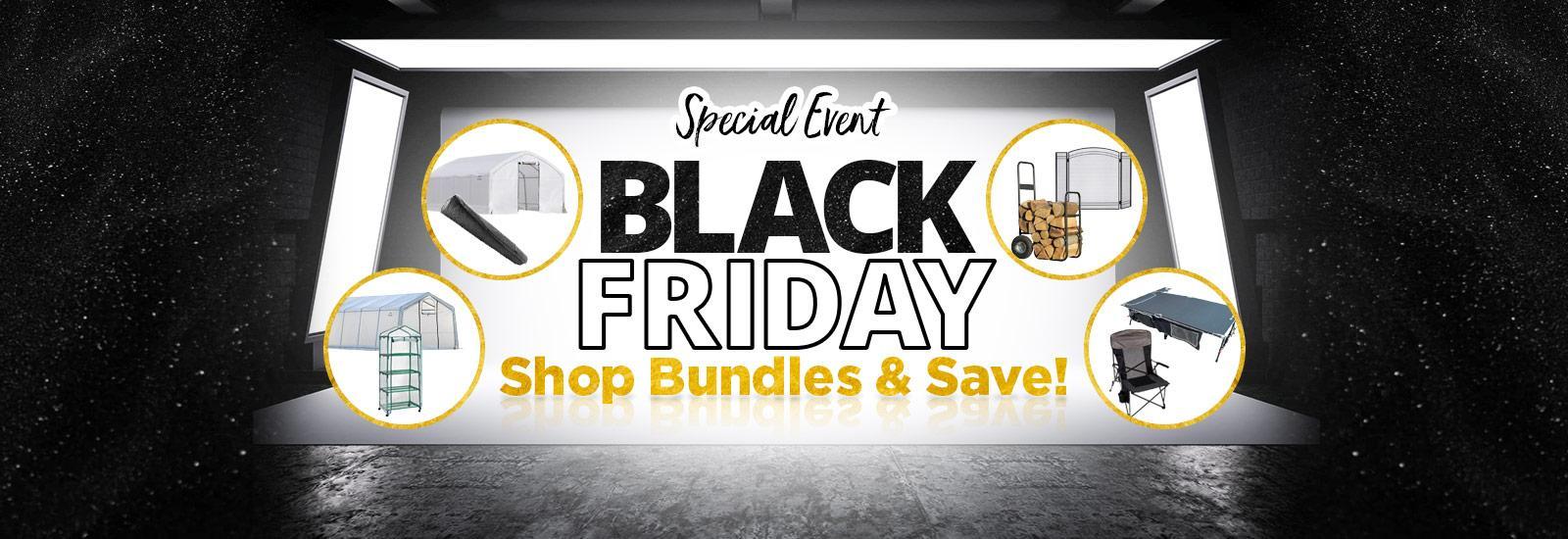 Black Friday - Shop Bundles and Save