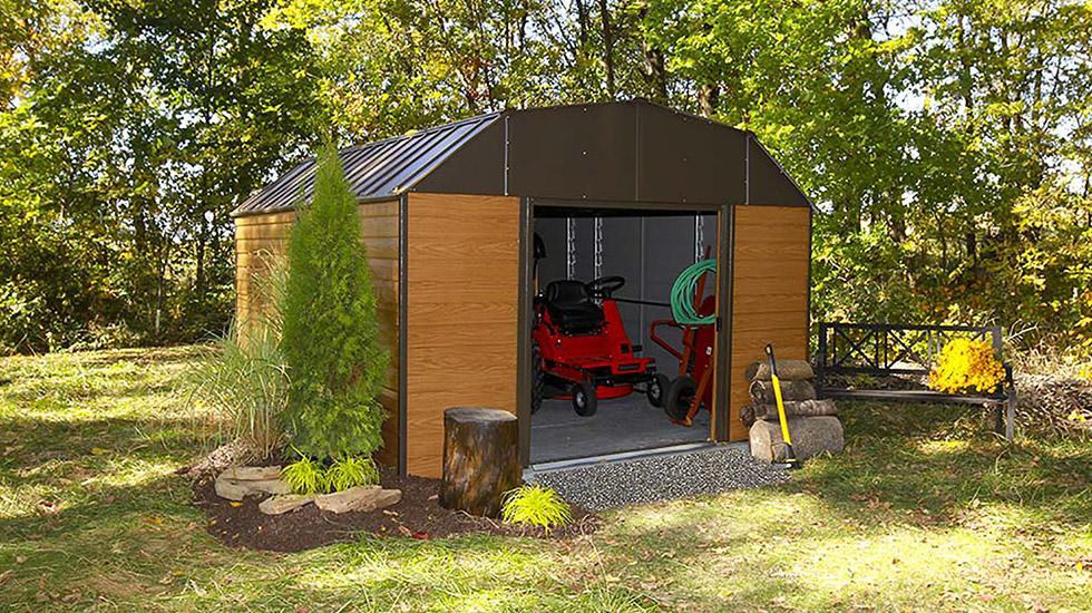 shed foundation