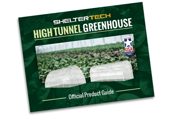 High Tunnel Greenhouse Brochure PNG