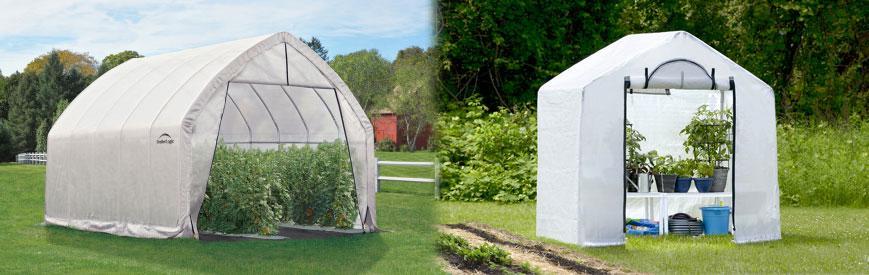 Greenhouse comparison