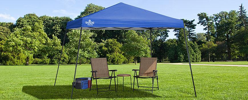 DIY Backyard Projects Shade Canopy
