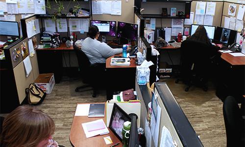 Customer Service at Work