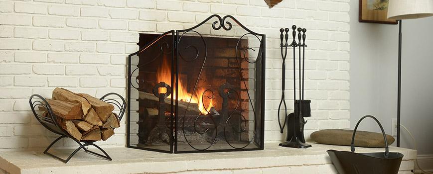 Fireplace + Hearth
