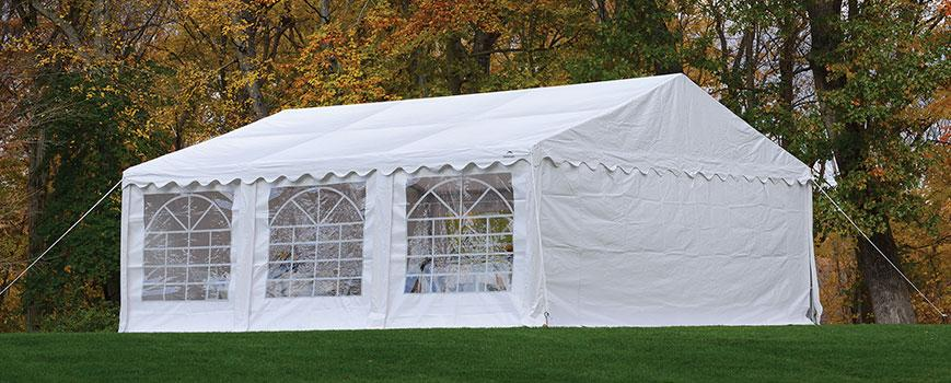 The Upside to Buying Your Own Party Tents