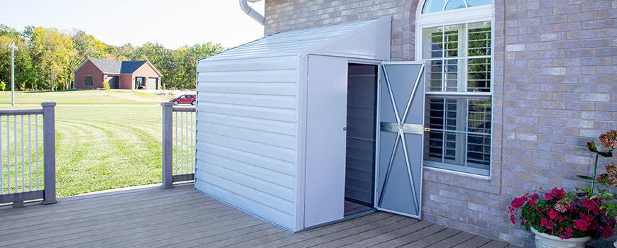 outdoor storage Yardsaver shed
