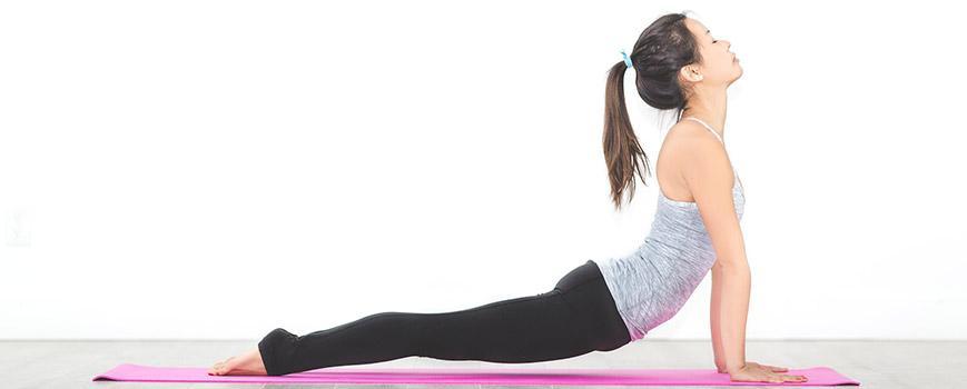 yoga in your zen den she shed