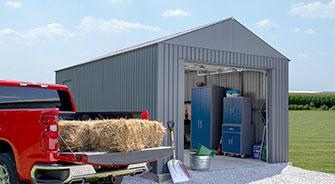 Sojag Everest Steel Garage