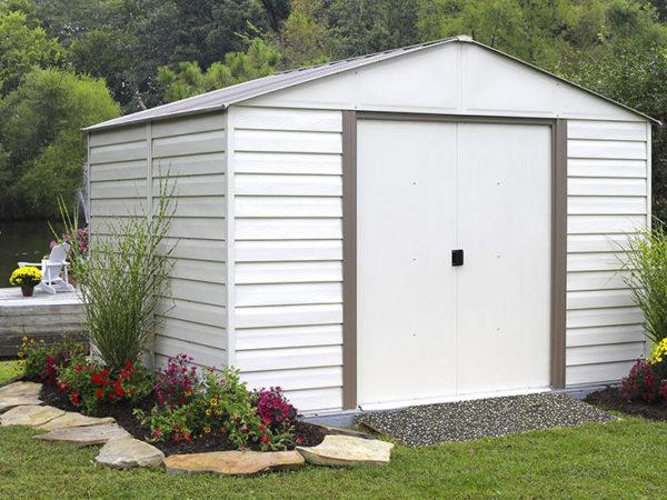 insulated sheds
