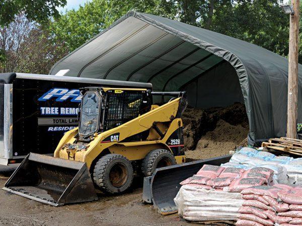 Landscaping Equipment ShelterTech