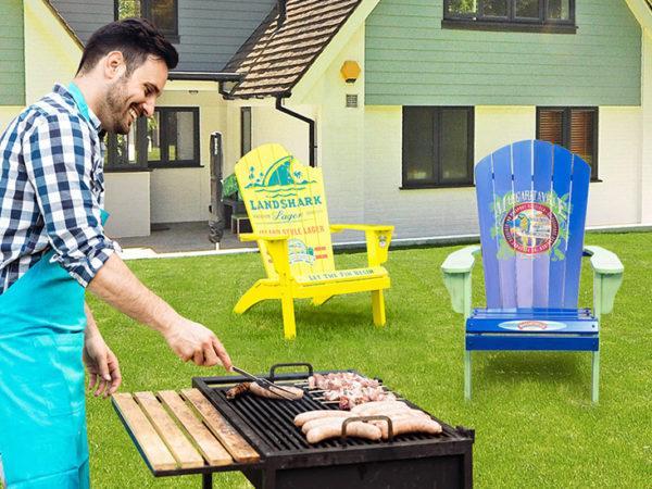 patio decor, margaritaville, patio chairs