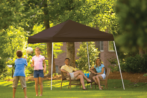 Discount outdoor canopies slant leg 10x10 ft. canopy