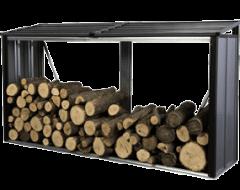 Arrow Firewood Rack Silo