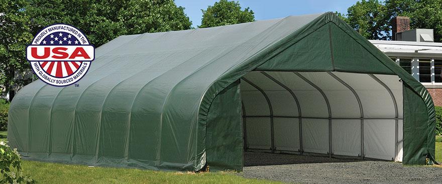 ShelterTech SP Series Buildings