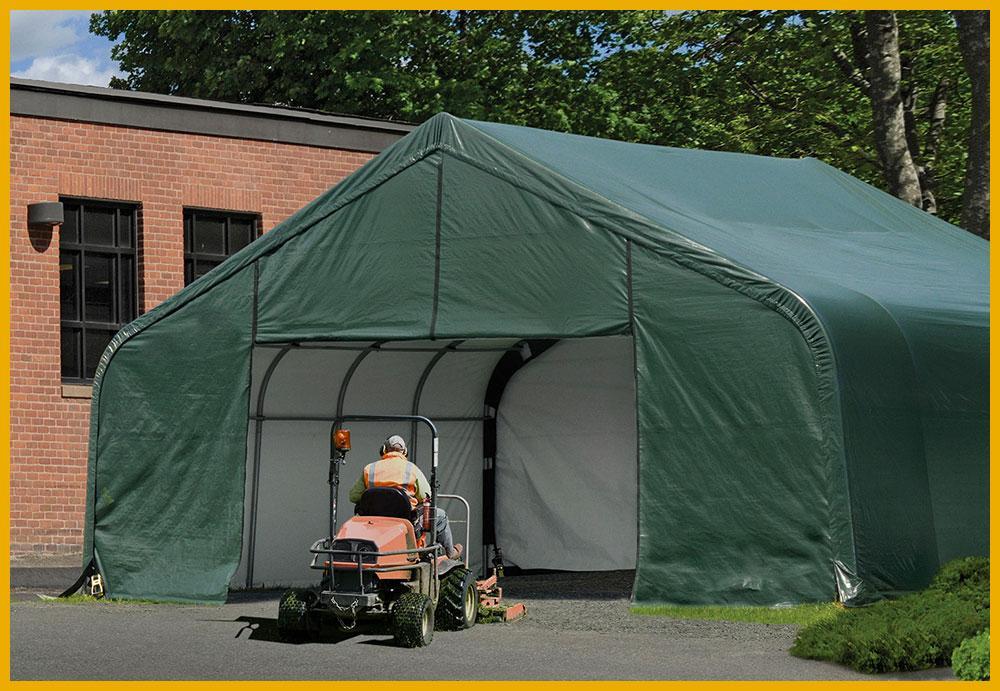 ShelterTech SP Lawnmower