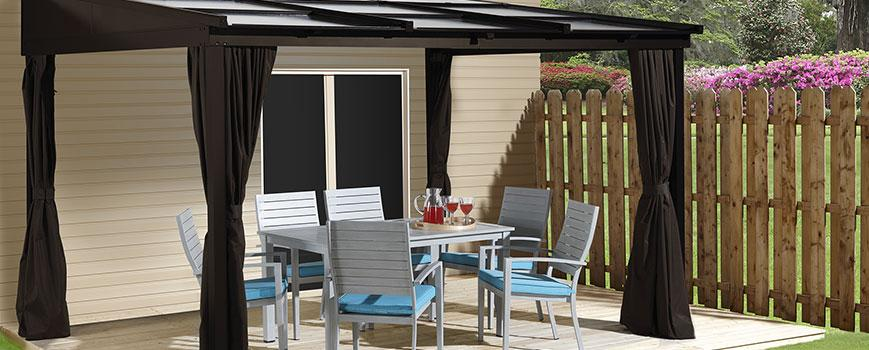 Wall-mounted or Freestanding Outdoor Gazebos: Which is Best for You?