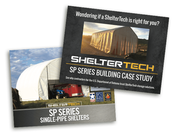 ShelterTech Case Study + Product Brochure