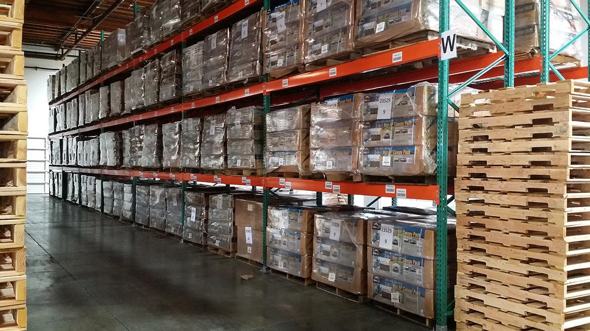 News - Lakewood, WA Distribution Center