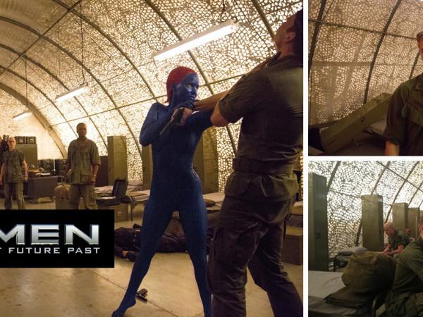 News - ShelterLogic X-Men Feature - ShelterTech
