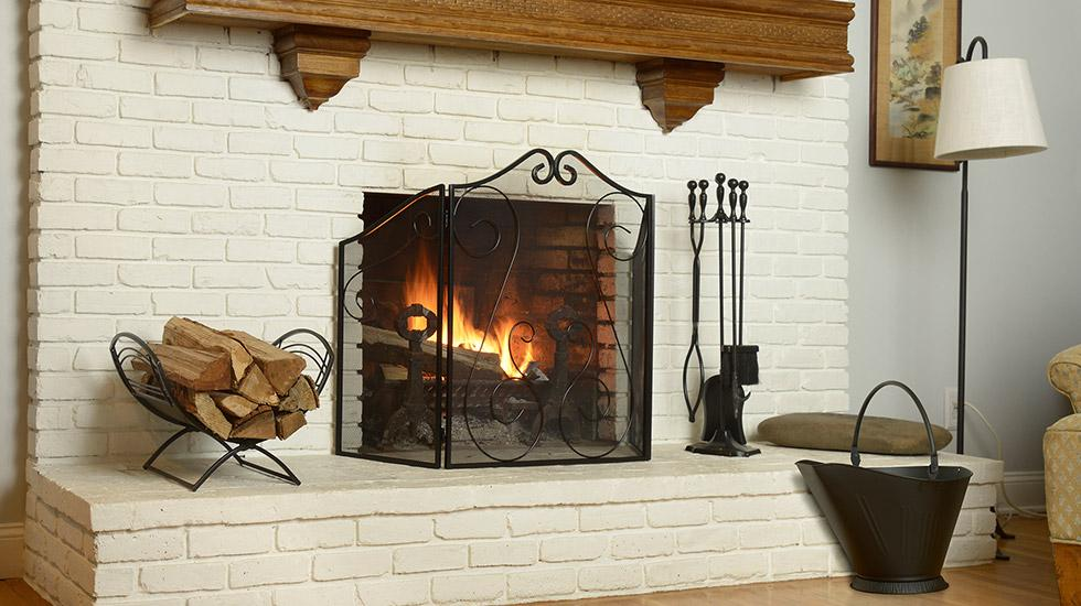 fireplace maintenance, fireplace accessories
