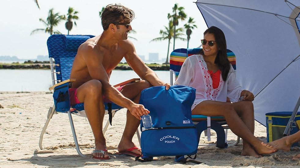 RIO Backpack Beach Chairs