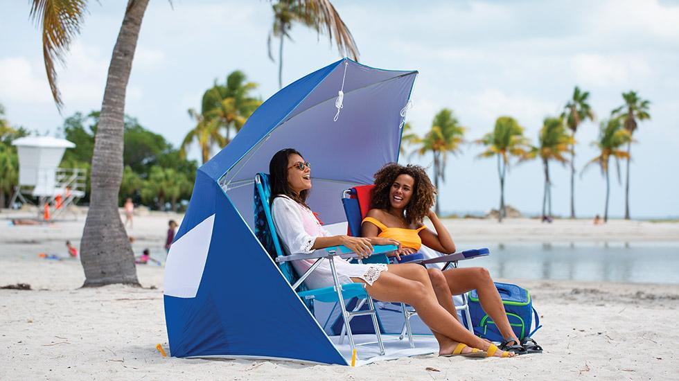RIO Pop-Up Beach Shelter