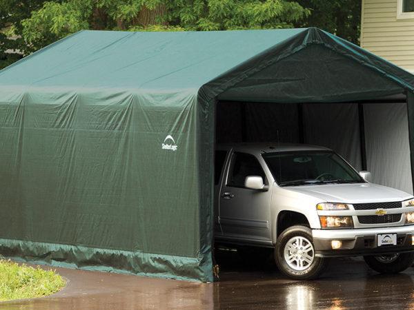 How to prevent rust, sheltertube, car storage, car garage