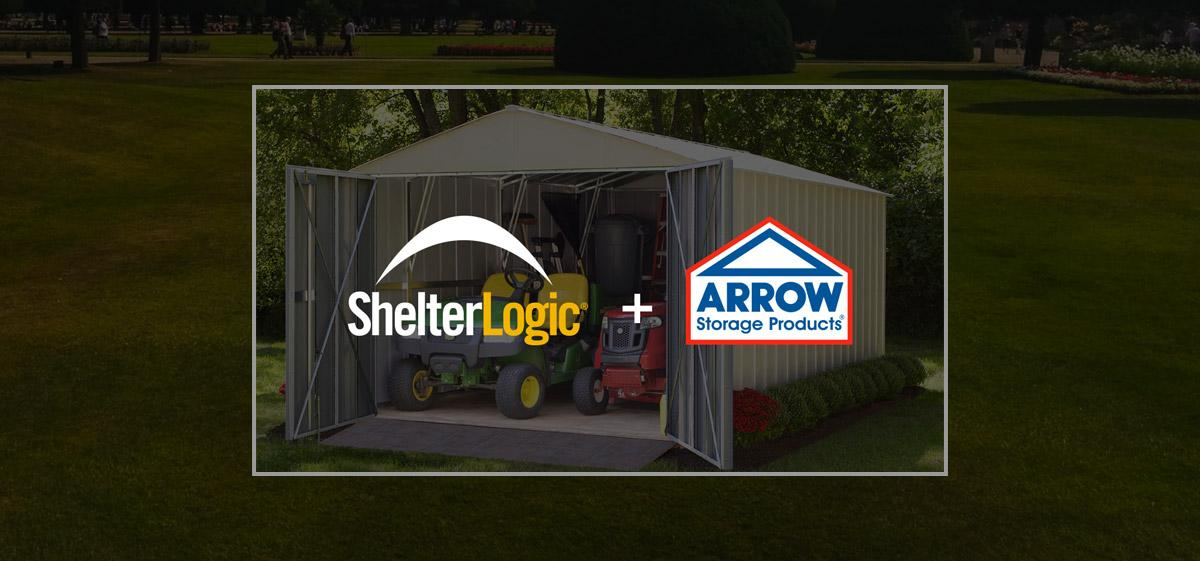 Acquisition of Arrow Sheds