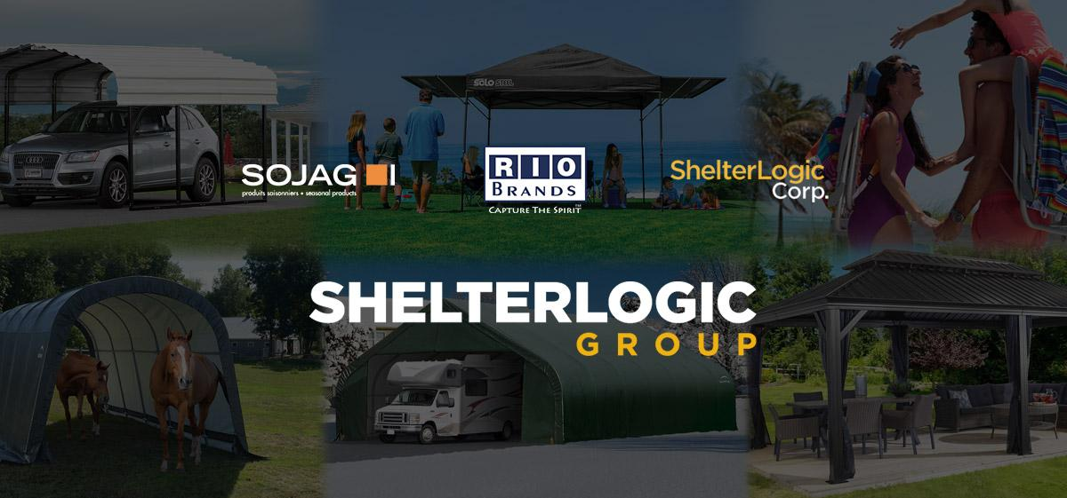 ShelterLogic Group Formed New