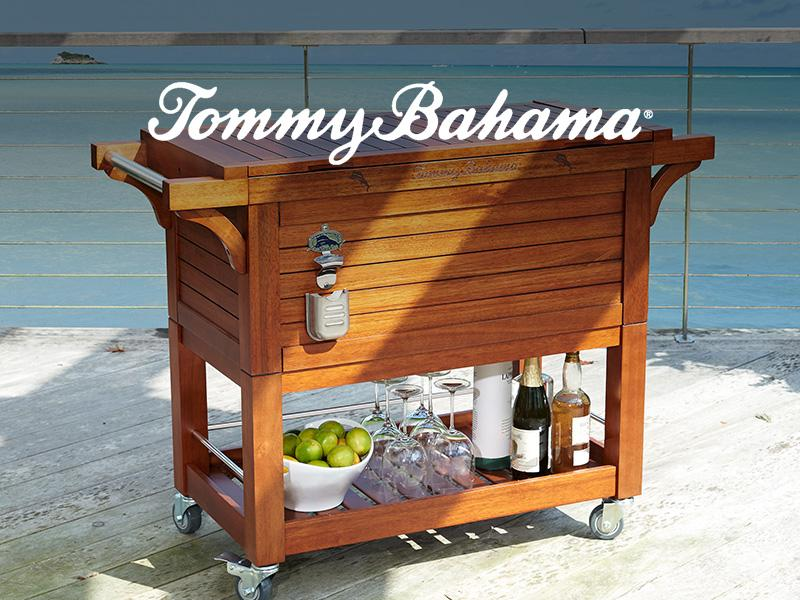 Tommy Bahama Our Brands Page
