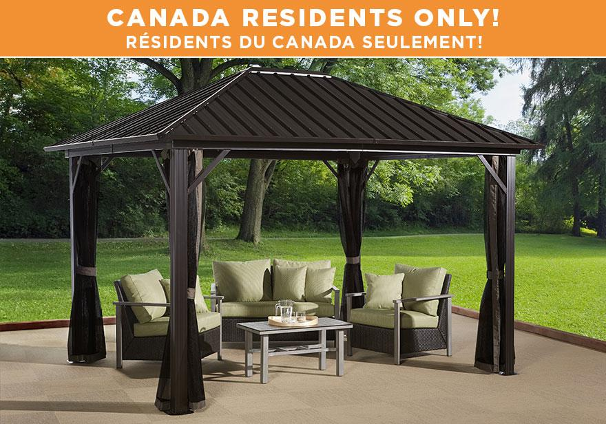 Canadian Residents Only