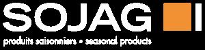 SOJAG Logo White